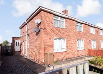 Thumbnail 2 bedroom flat for sale in Shafto Street, Wallsend