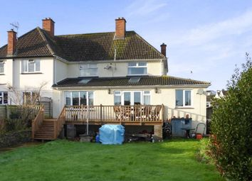 Thumbnail 4 bed semi-detached house for sale in Hopcott Close, Minehead