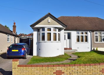 Thumbnail 3 bed semi-detached bungalow for sale in Sutherland Avenue, Welling