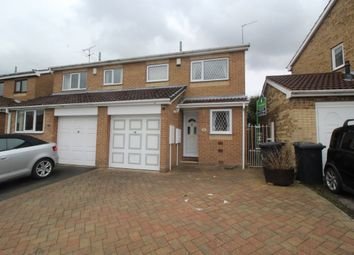Thumbnail 2 bed semi-detached house for sale in Sundew Gardens, High Green, Sheffield