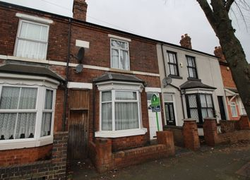 Thumbnail 2 bed terraced house to rent in Dudley Road, Tipton