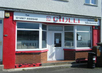Thumbnail Retail premises to let in Brewery Road, Carmarthen