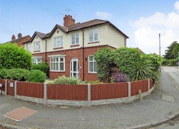 Thumbnail 4 bedroom semi-detached house for sale in Hillfield Gardens, Nantwich