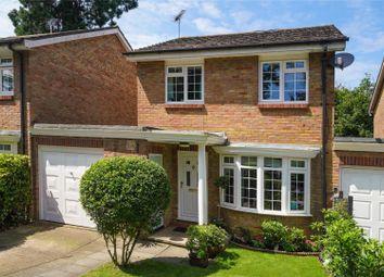 Thumbnail 3 bed detached house for sale in Marlborough Drive, Weybridge, Surrey