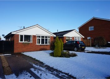 Thumbnail 2 bed bungalow for sale in The Bramblings, Stafford