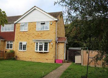 Macklands Way, Rainham, Kent ME8. 3 bed end terrace house for sale