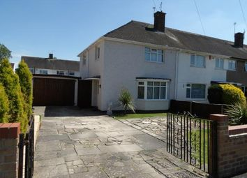 Thumbnail 3 bed end terrace house for sale in Listowel Crescent, Clifton, Nottingham, Nottinghamshire