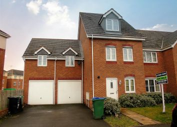 Thumbnail 4 bedroom semi-detached house for sale in King Street, Darlaston, Wednesbury
