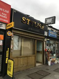 Retail premises to let in High Street, Southall UB1