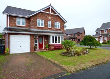 Thumbnail 4 bed detached house for sale in Summerfields, Dalston, Carlisle