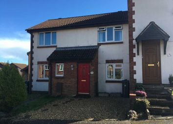 Thumbnail 1 bed semi-detached house to rent in Buttercup Close, Seaton