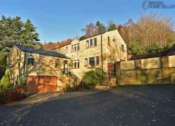 4 bed detached house for sale in Coldhill Lane, New Mill, Holmfirth, West Yorkshire HD9