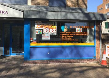 Thumbnail Retail premises for sale in Bronz Bodz, Walsall