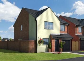 "Thumbnail 3 bed property for sale in ""The Yew At Central Park, Darlington"" at Haughton Road, Darlington"