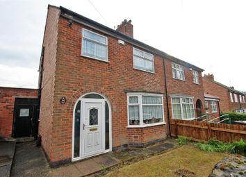 Thumbnail 3 bed semi-detached house for sale in Dakeyne Street, Sneinton, Nottingham