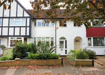 Thumbnail 3 bed terraced house for sale in Lisbon Avenue, Twickenham