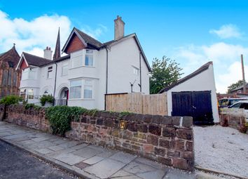 Thumbnail 5 bed semi-detached house for sale in Christchurch Road, Prenton