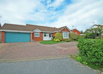 Thumbnail 3 bed bungalow for sale in Coleshill Close, Hunt End, Redditch