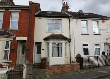 Thumbnail 4 bedroom terraced house to rent in Dale Street, Chatham