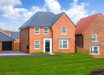 "4 bed detached house for sale in ""Holden"" at ""Holden"" At Ellerbeck Avenue, Nunthorpe, Middlesbrough TS7"
