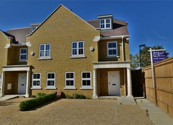 Thumbnail 3 bed end terrace house for sale in Kingsway Mews, Farnham Common, Buckinghamshire