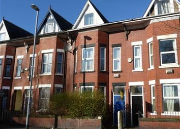 Thumbnail 4 bed terraced house to rent in Platt Lane, Rusholme