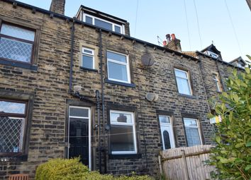 Thumbnail 3 bed terraced house to rent in Cromer Avenue, Keighley