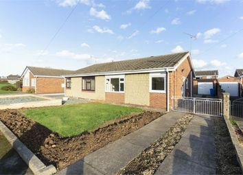 Thumbnail 2 bed semi-detached bungalow for sale in Glamis Road, Carlton-In-Lindrick, Worksop, Nottinghamshire