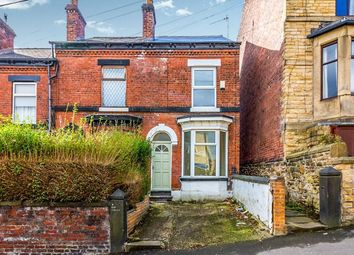 Thumbnail 3 bed terraced house for sale in Wood Road, Sheffield