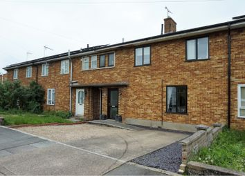 Thumbnail 3 bed terraced house for sale in Prince Charles Avenue, Bury St. Edmunds