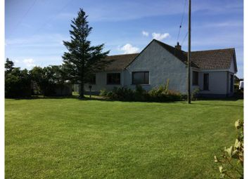 Thumbnail 4 bed detached bungalow for sale in Mey, East Mey, Thurso