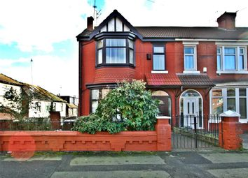 Thumbnail 3 bed end terrace house for sale in Circular Road, Prestwich, Manchester