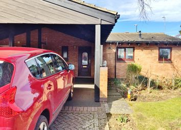 Thumbnail 2 bed bungalow for sale in Doxford Rise, Sunderland, Tyne & Wear