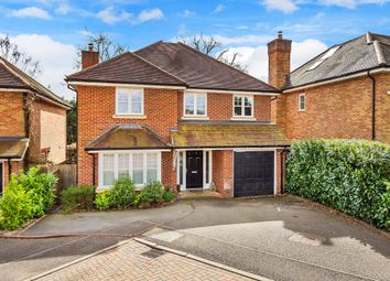 Thumbnail 5 bed detached house for sale in Spruce Place, East Grinstead
