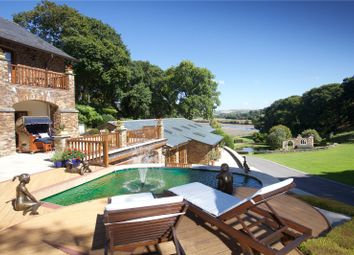 Thumbnail 7 bedroom detached house for sale in Bigbury, Kingsbridge, Devon
