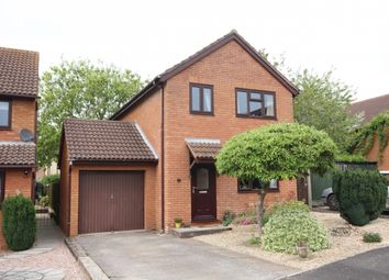 Thumbnail 3 bed detached house for sale in Wade Close, Westonzoyland, Bridgwater