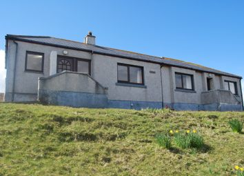 Thumbnail Detached bungalow for sale in Northbay, Isle Of Barra