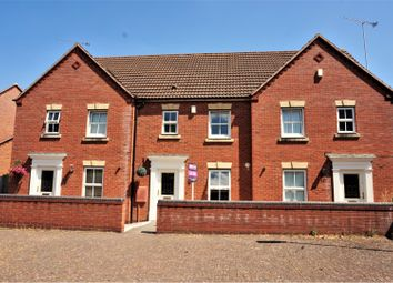 Thumbnail 3 bed terraced house for sale in Bromhurst Way, Warwick