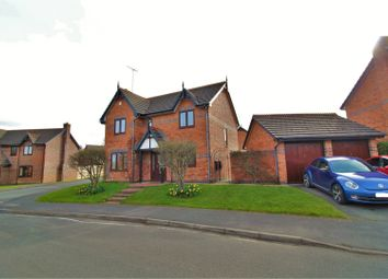 4 bed detached house for sale in Ffordd Newydd, Mold CH7