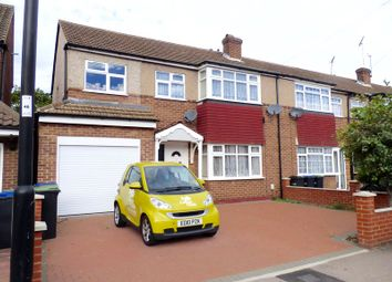 Thumbnail 5 bedroom semi-detached house for sale in Alma Road, Ponders End, Enfield
