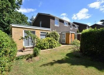 Thumbnail 4 bed semi-detached house for sale in Stanton Drive, Fleet