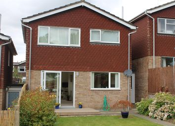 Thumbnail 2 bedroom link-detached house for sale in Mill View Close, Woodbridge