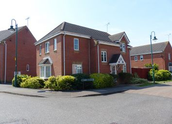 Thumbnail 4 bed detached house for sale in Ribes Close, Hampton Hargate, Peterborough, Cambridgeshire.