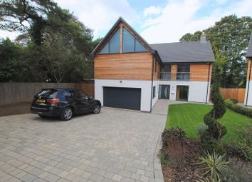 Thumbnail 4 bedroom detached house for sale in The Cedars, Irchester Road, Rushden