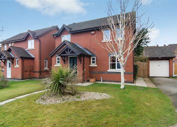 Thumbnail 3 bed detached house for sale in Ennerdale Drive, West Heath, Congleton