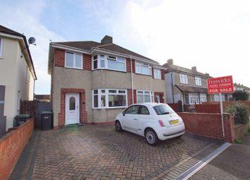 3 bed semi-detached house for sale in Shalbourne Road, Gosport PO12