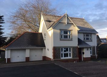 Thumbnail 4 bed detached house for sale in Bryn Ardwyn, St Davids Road, Aberystwyth