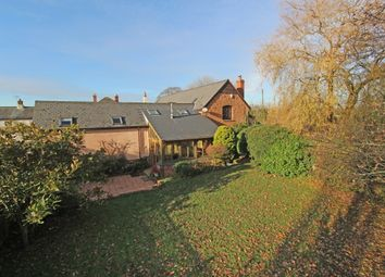 4 bed barn conversion for sale in Halberton Road, Willand, Cullompton EX15