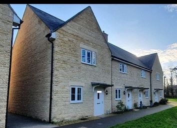 Thumbnail 2 bed end terrace house for sale in Cresswell Close, Yarnton