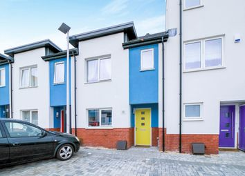 Thumbnail 3 bed link-detached house for sale in Wain Close, Penarth